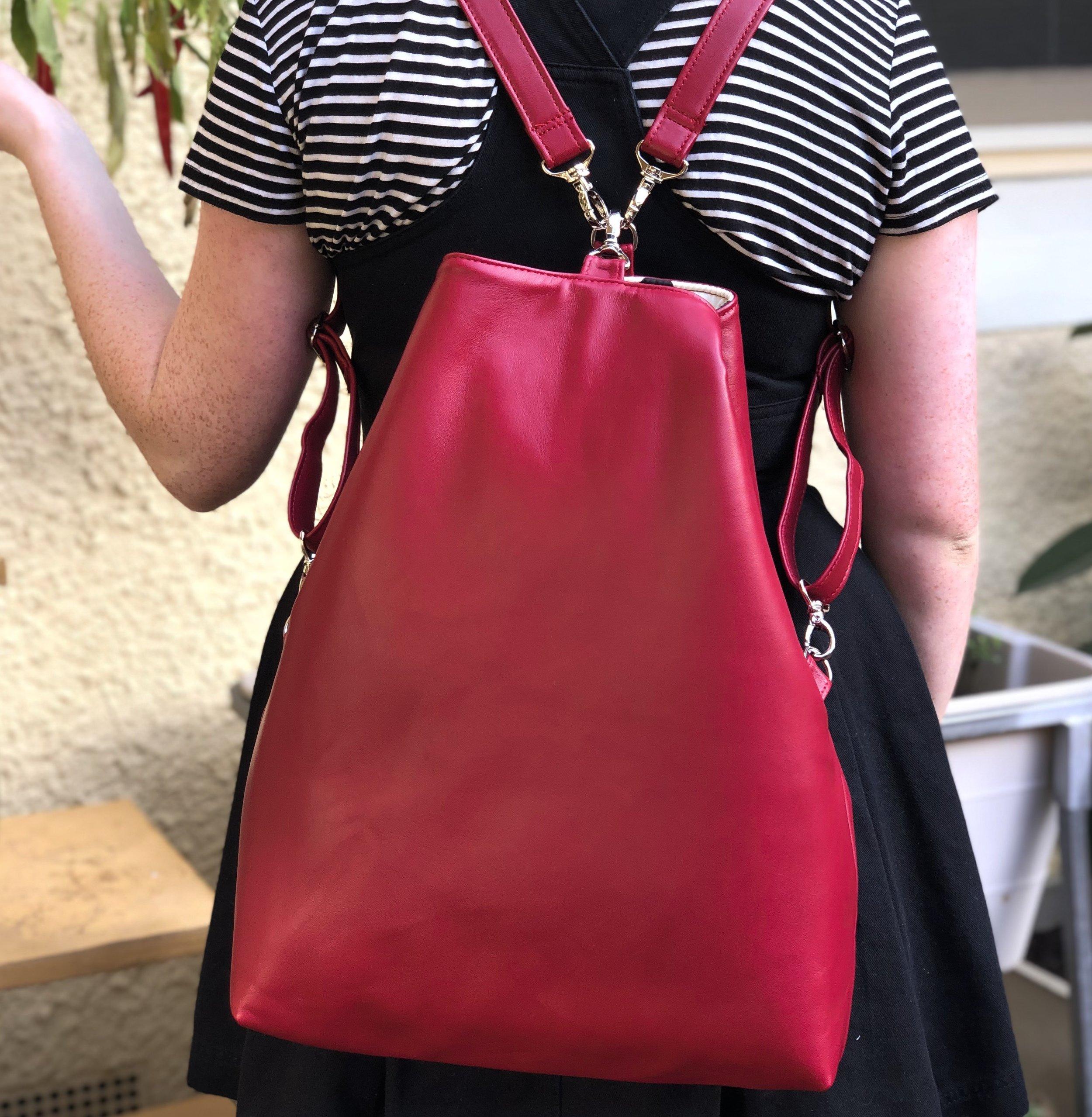 Convertible Backpacks -