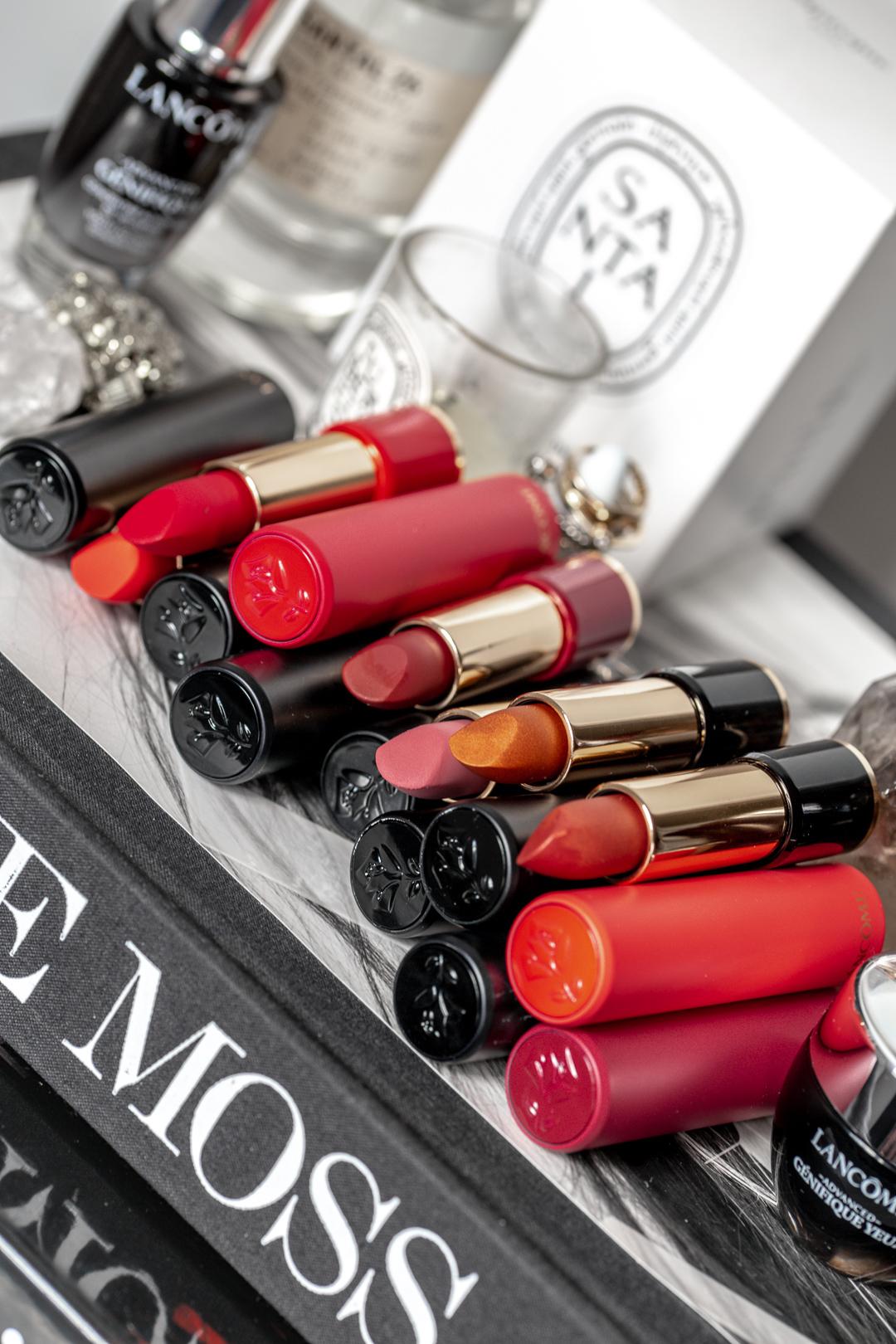 PINTEREST @woahstyle - Lancome L'Absolu Rouge Drama Matte Lipstick - beauty lipstick blog - LIPSICK.ME_6213.jpg