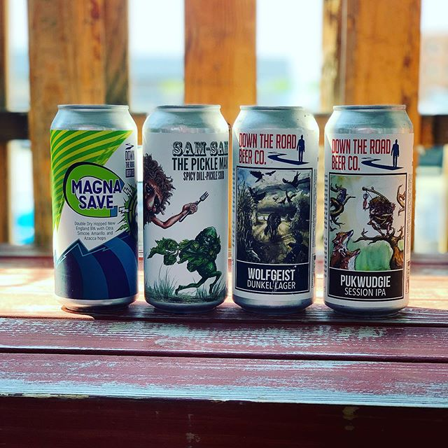 Some of the beers that will be at @bostonpublicmarket Oyster Fest Tomorrow from 12:00-4:00! Be sure to come join us 🍻 #beer #everett #boston #bostonpublicmarket #alcohol #craftbeer #brewery #brewing