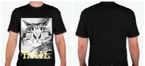 HAIL: the t-shirt