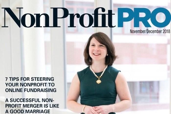 NonProfit Pro - The New Nonprofit ModelNovember/December 2018