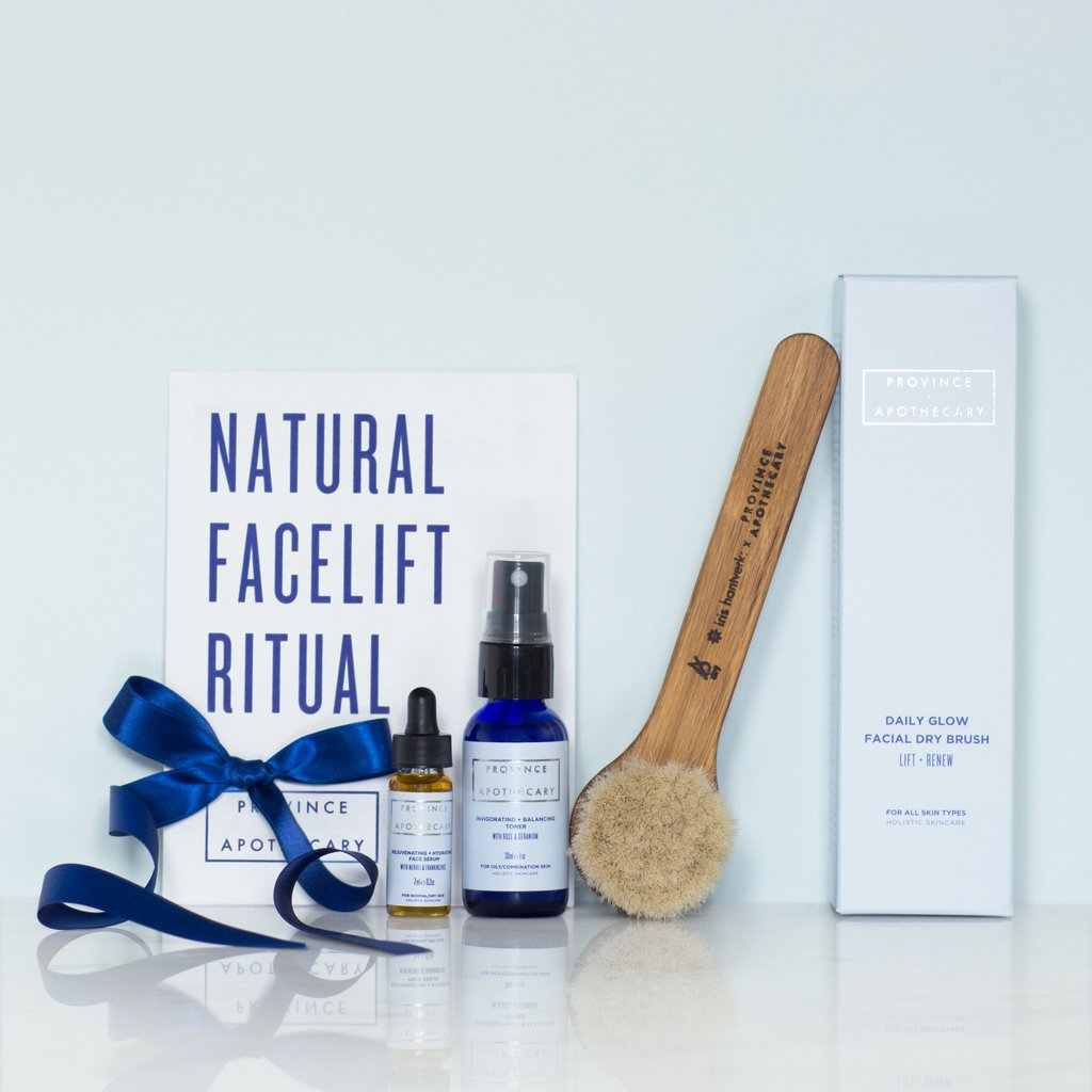 provinceapothecary.com  / Daily Glow Kit $75