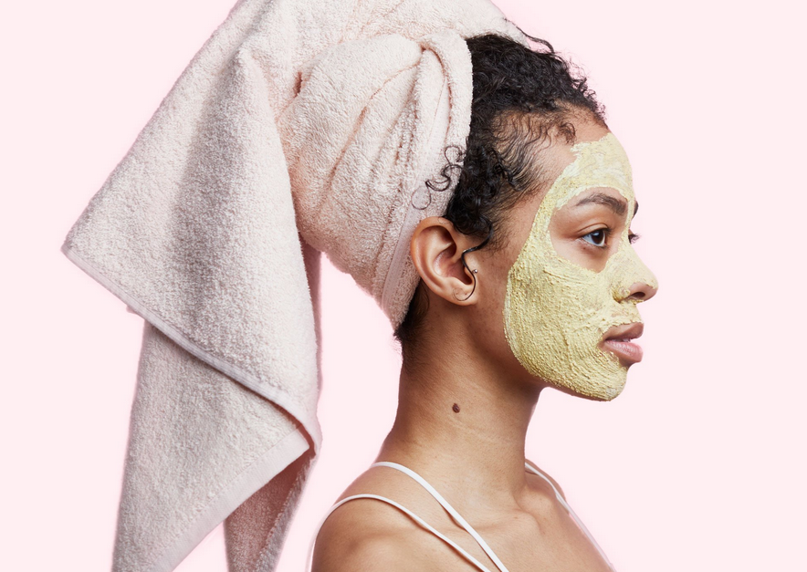 Turmeric Face Mask helping to end child marriage via   YLLO