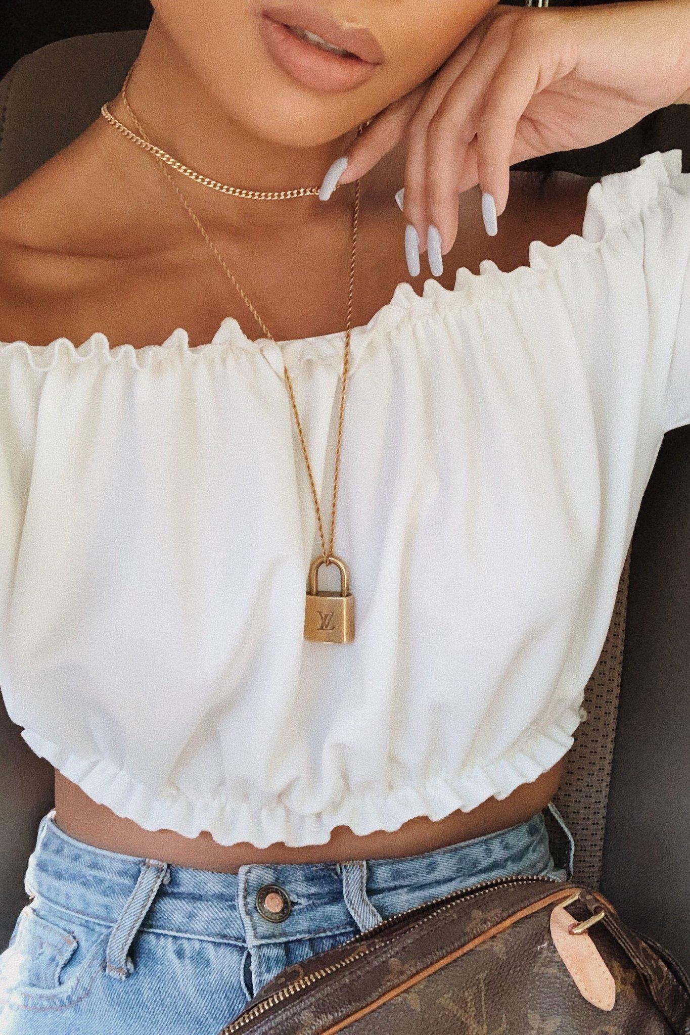 Louis Vuitton Lock Necklace Outfit.jpg