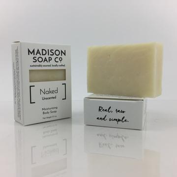 via   Madison Soap Company