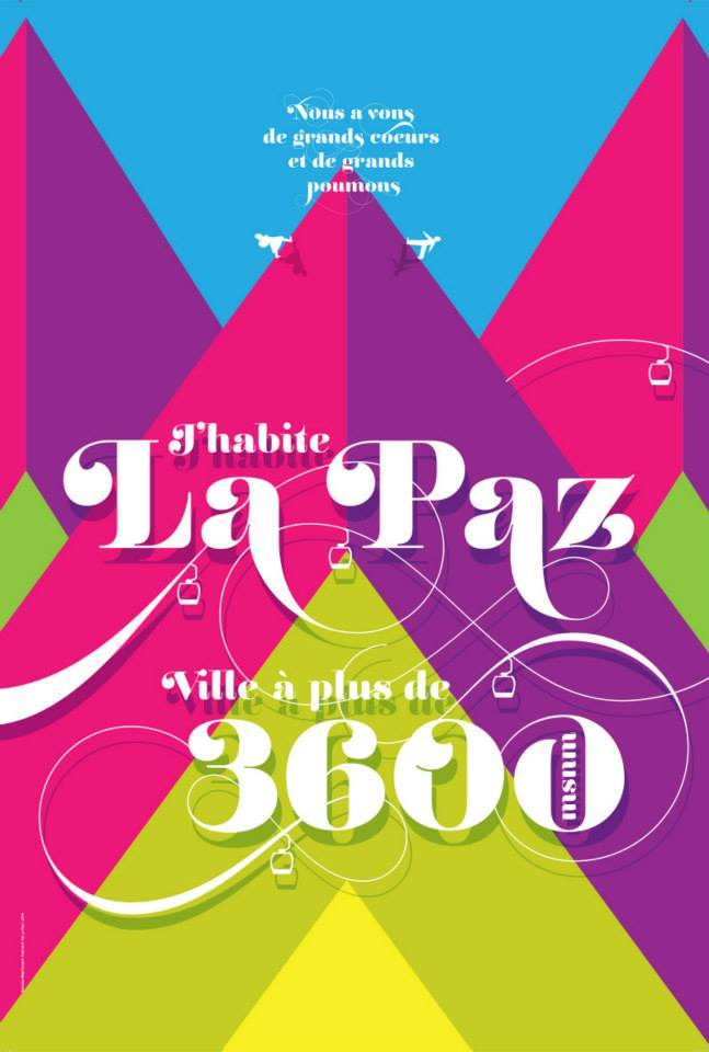 Susana Machicao La Paz, ciudad del mundo —  Susana Machicao Pacheco .