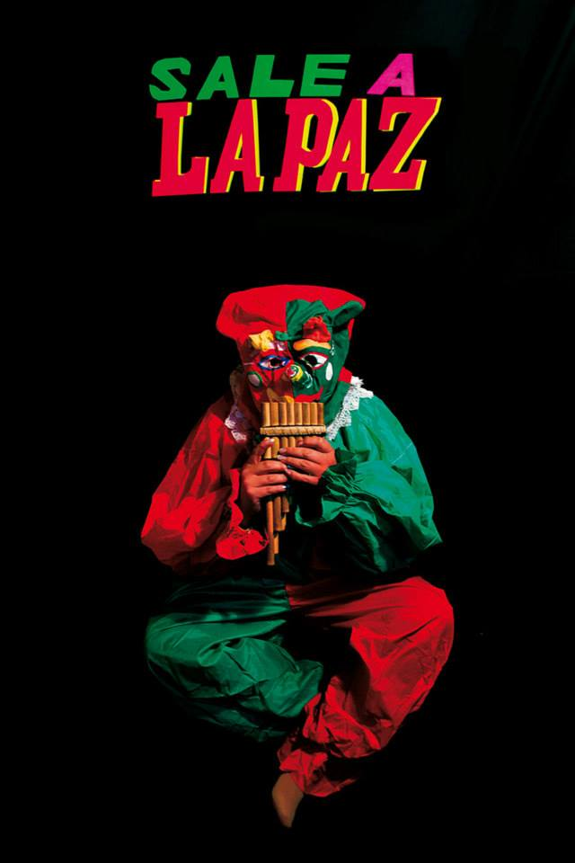 Edmar Arano La Paz, ciudad del mundo —  Edmar Arano .