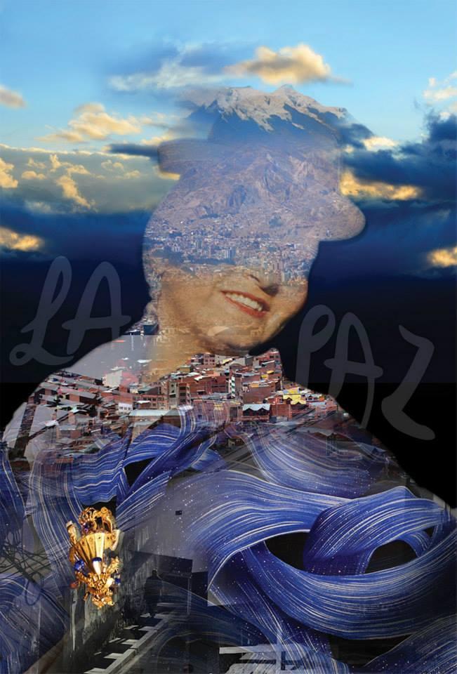 María Rene Rodríguez La Paz, ciudad del mundo —  Sheep Maria .