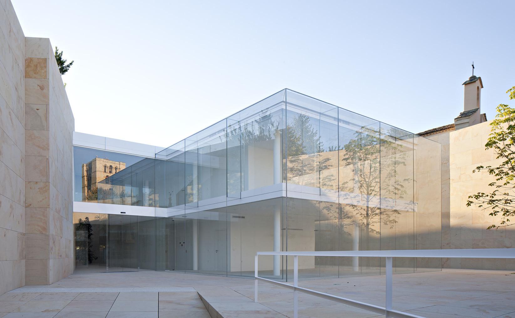 edificio de Oficinas, Zamora, España.