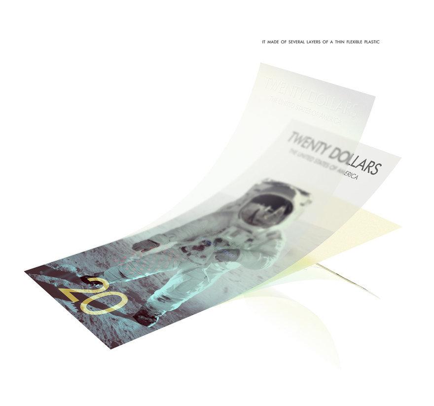 20 dólares por Andrey Avgust