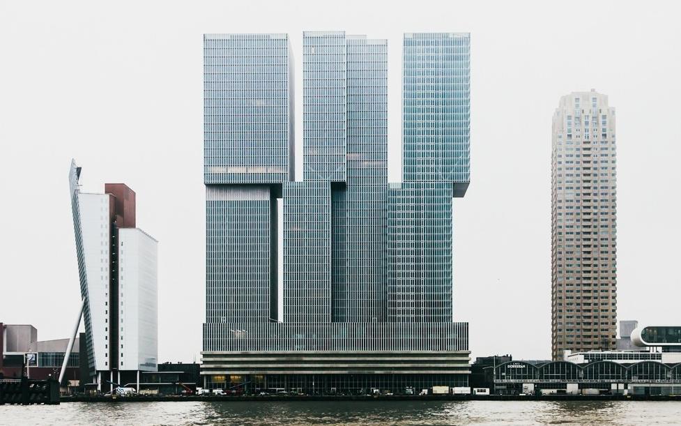 De Rotterdam. Imagen © Richard John Seymour