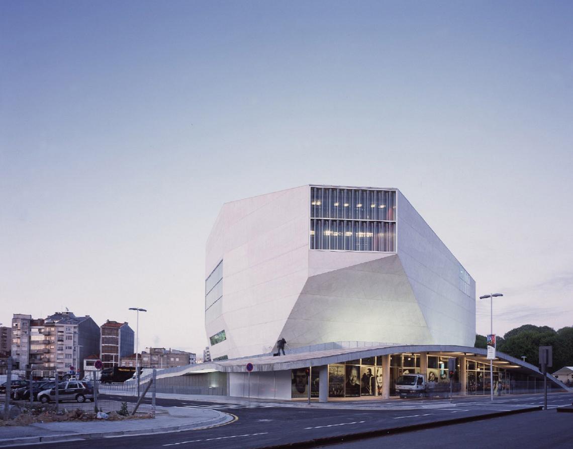 Casa Da Musica. Imagen © Philippe Ruault