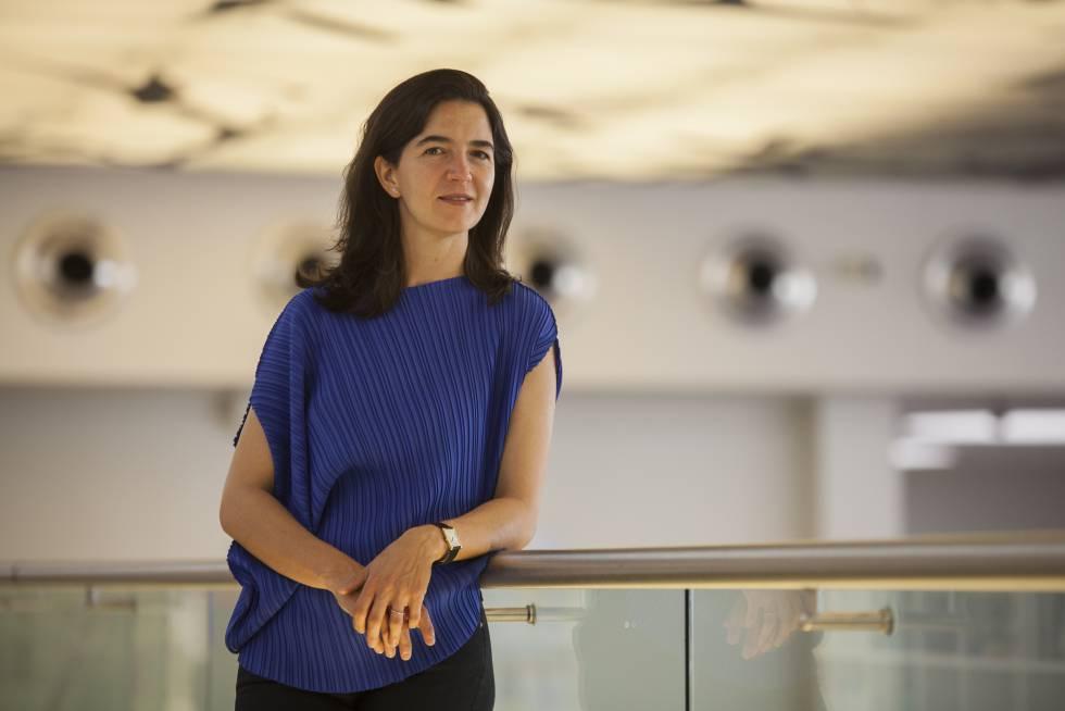 Arquitecta Fernanda Canales, Mexico.