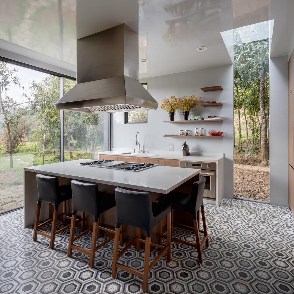 Detalle interior, Casa BRUMA - Arq. Fernanda Canales