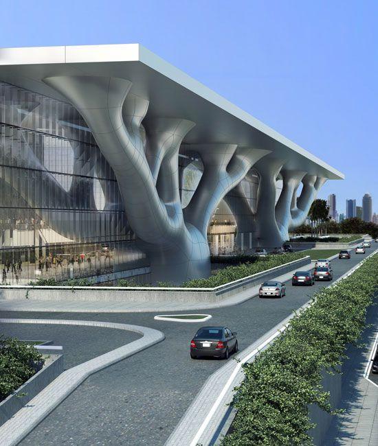 Centro Nacional de Convenciones, Qatar