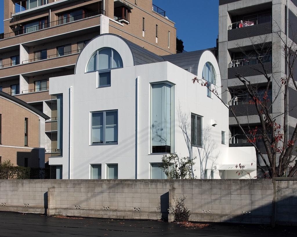 Vivienda Kaijima, Tokyo