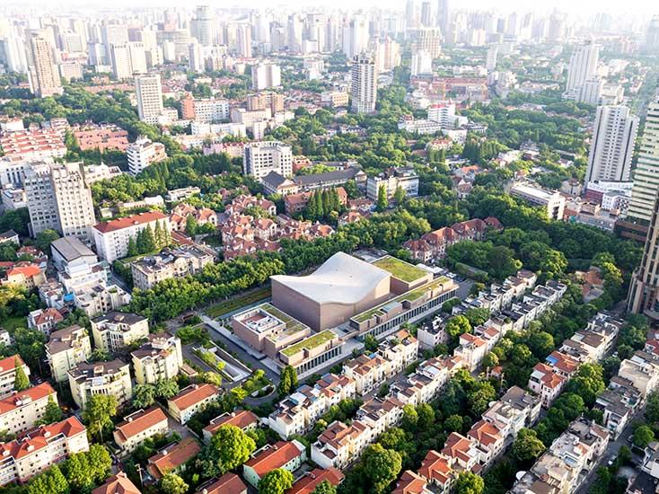 Hall Sinfónico, Shanghai