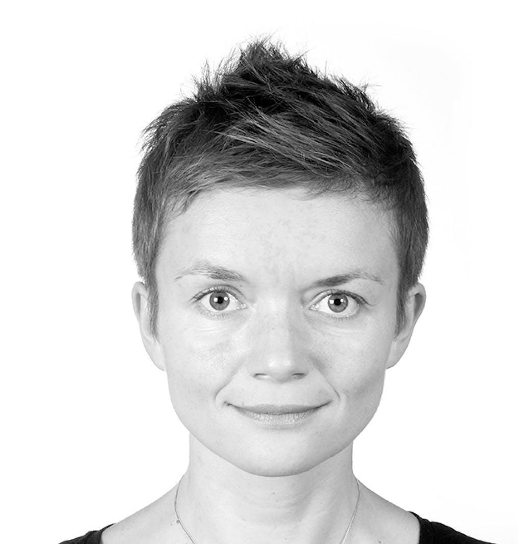 Arq. Aleksandra Jaeschke, Polonia.