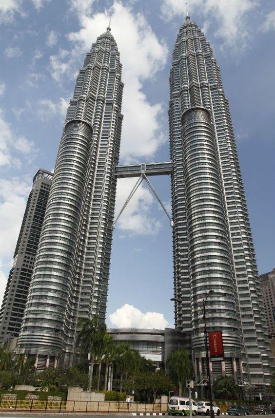 Torres Petronas, Kuala Lumpur, Malasya