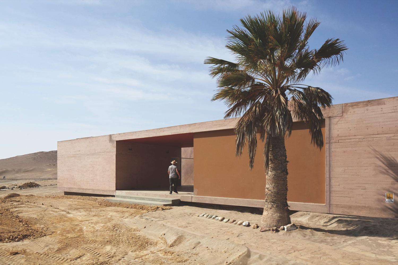 Museo Paracas - Cortesía Barclay - Crousse
