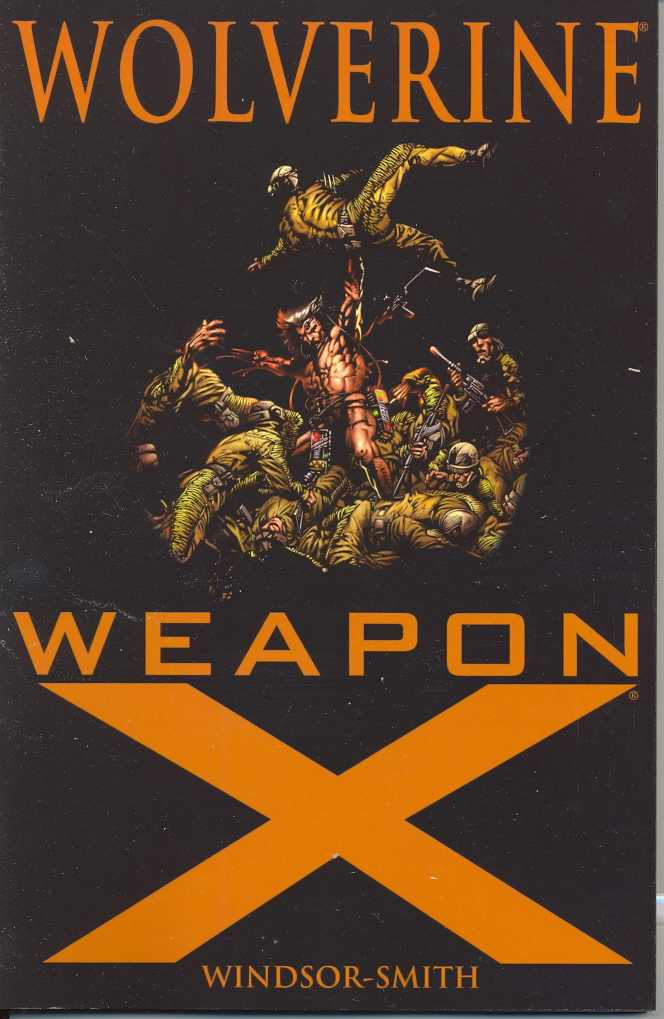 Wolverine: Weapon X TP - Mike's PickLooking for a definitive Wolverine story that's not the Claremont/Miller mini or Old Man Logan?  For my money, Barry Windsor Smith's Wolverine: Weapon X (originally serialized in the fan favorite weekly anthology series, Marvel Comics Presents) should be held in the same regard.  Chronicling how Logan came to be infused with the unbreakable metal, Adamantium, BWS's story unfolds from the point of view of the scientists, administrators, and soldiers tasked with creating an unstoppable killing machine.  If you squint hard enough, it almost reads as a horror story with Logan cast in the role of a sympathetic monster.  Though it explores an element of his origin, it still leaves enough mystery to not diminish the character, as later explorations of the runt's backstory unfortunately did.  As great as the somewhat unconventional story is, the art is even better.  BWS doesn't seem to get as much attention as some of the other greats of the medium and that's a crime.  Detailed, fluid, and beautiful, you'll find yourself lingering on the weird machinery and mangled bodies that populate many of the claustrophobic panels.  This is clearly a book that deserves more recognition.  Pick it up today and I think you'll enjoy this concise and satisfying read.