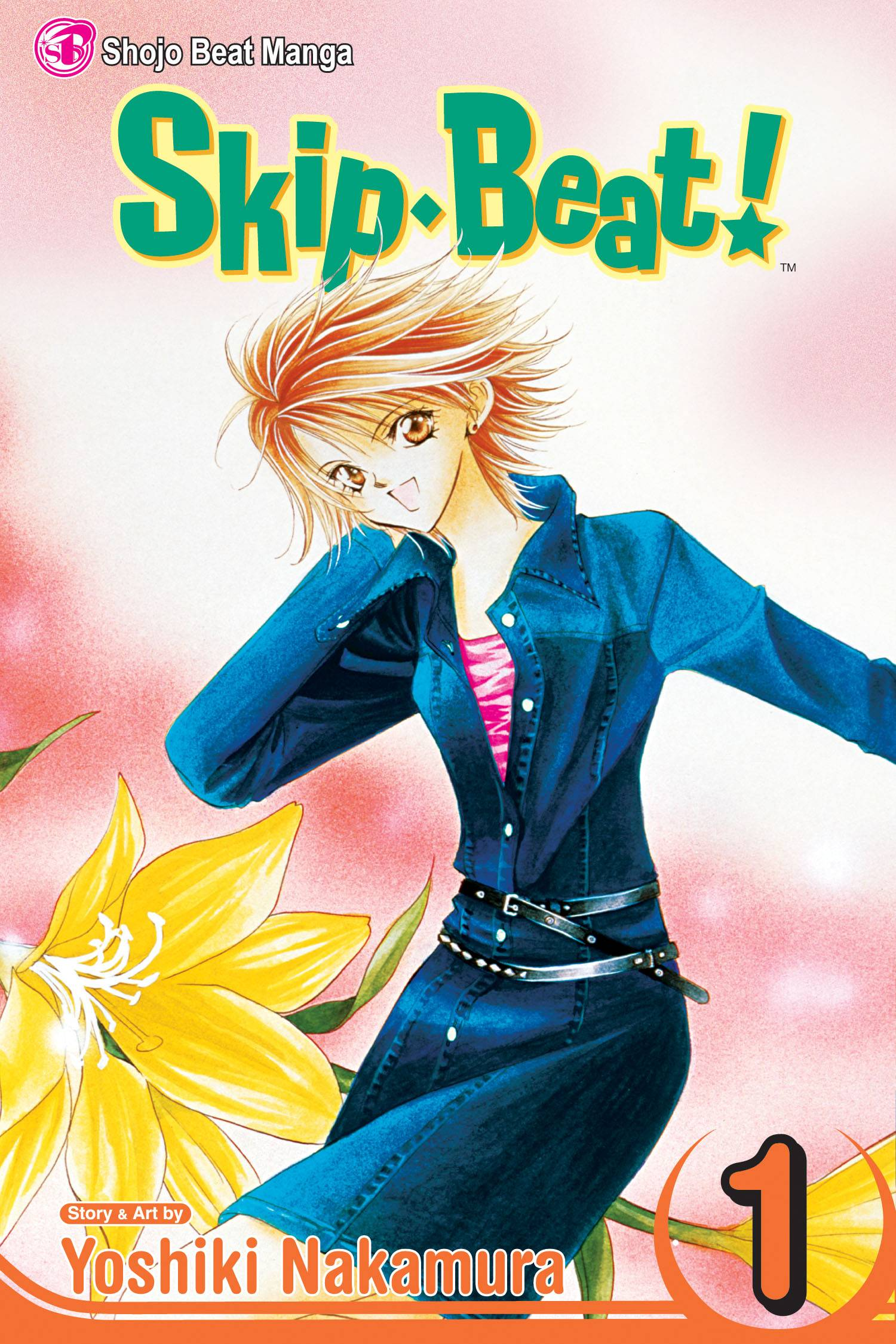 Skip Beat GN Vol 1 - Lauren's PickWriter/Artist:  Yoshiki Nakamura16-year-old Kyoko Mogami is practically a saint! A high school dropout, she works two menial jobs in order to support her best friend Sho in his pursuit of stardom. Though Sho doesn't seem to appreciate Kyoko's hard work, she knows one day he'll see her selfless actions and realize he's loved her all along. When Sho betrays her, Kyoko knows there's only one way to get revenge: become a bigger star than her friend-turned-nemesis. What follows is the hilarious and heartwarming story of her quest! Skip Beat features many staples of shojo manga, but Kyoko is no traditional heroine! Her vengeful spirit is the driving force of the storyline as she shuns the gentle selflessness she once embodied, but could this rejection of her softer side be what's holding her back? If you're looking for a cute and fun story with a little bit of an edge, look no further than Skip Beat!