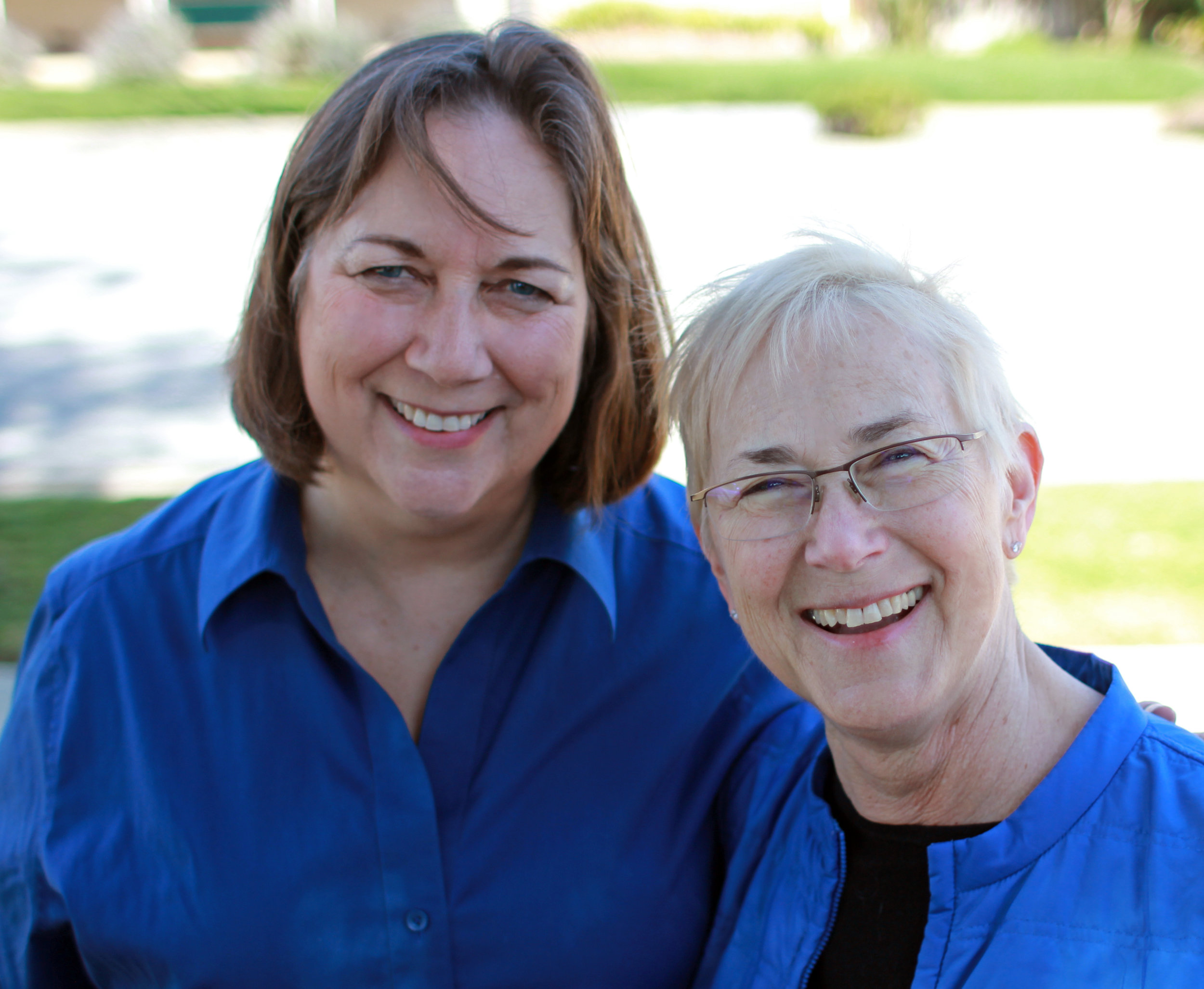"""""""I'm proud to endorse Pam, with her experience as a small business owner and school board trustee she would bring a lot to the council."""" ~ Judy"""