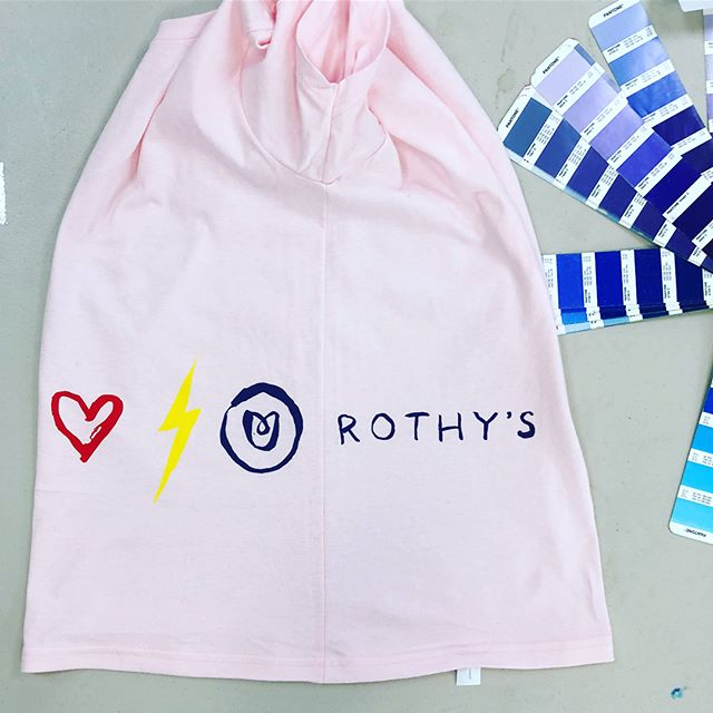 Shirts for Rothy's!