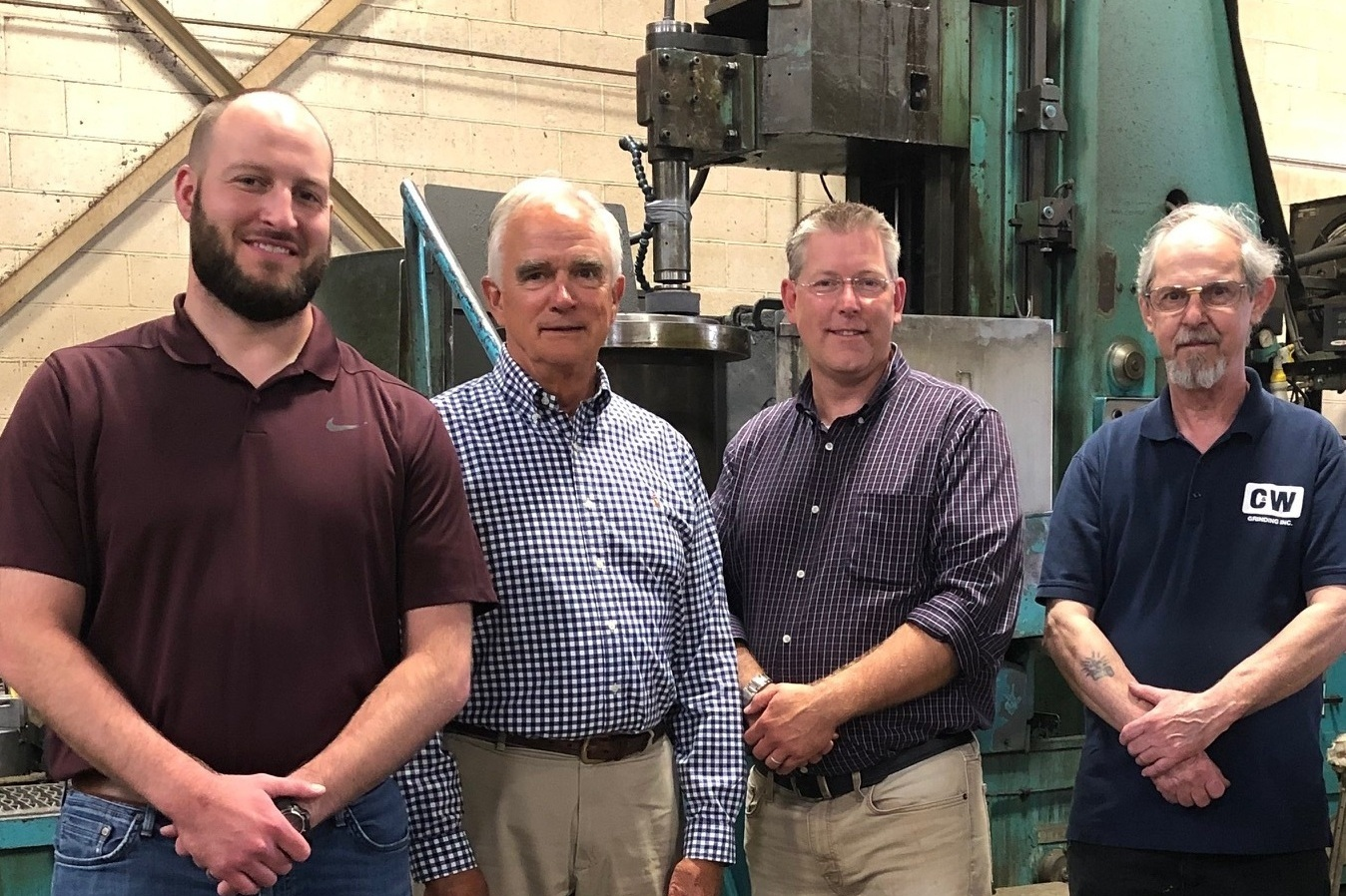 Leadership Team - C&W Grinding is led by Marcel Uhrich and Mike Gaul. With a combined 50 years of experience in engineering, leadership and manufacturing best practices, Marcel and Mike are proud of the continuous improvements employed by C&W to optimally service our valued customers.