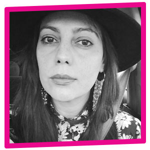 Laura Techera   I'm a producer in film and advertising who understands that this nation was built on the shoulders of immigrants