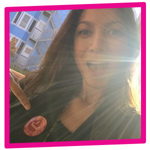 Tamara Mendelsohn   I work in tech and I believe in equal rights with protection, support, and justice for all.