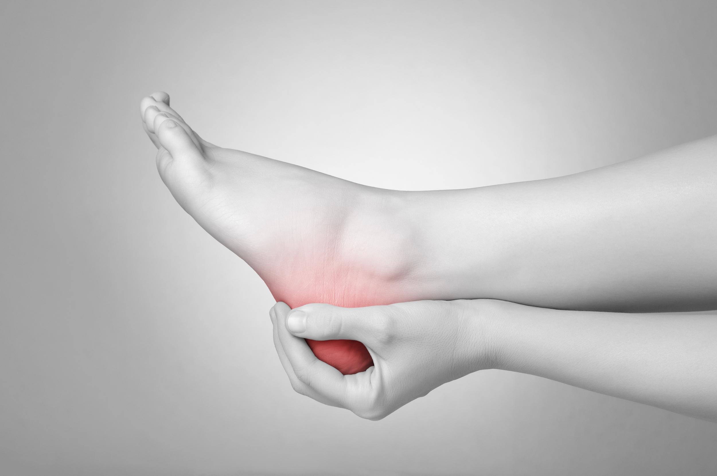 heel pain arch pain
