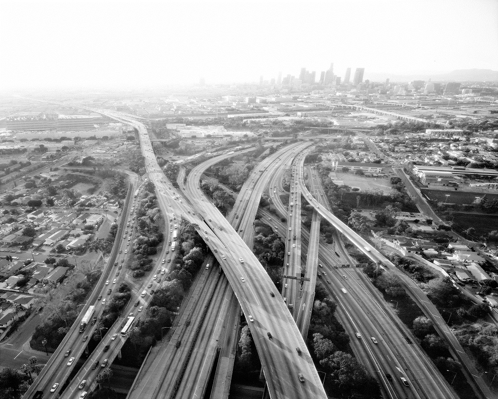 """""""Review: Overdrive: L.A. Constructs the Future, 1940-1990""""   by Gabrielle Esperdy, In Society of Architectural Historians (July 15, 2014)    link to full article"""