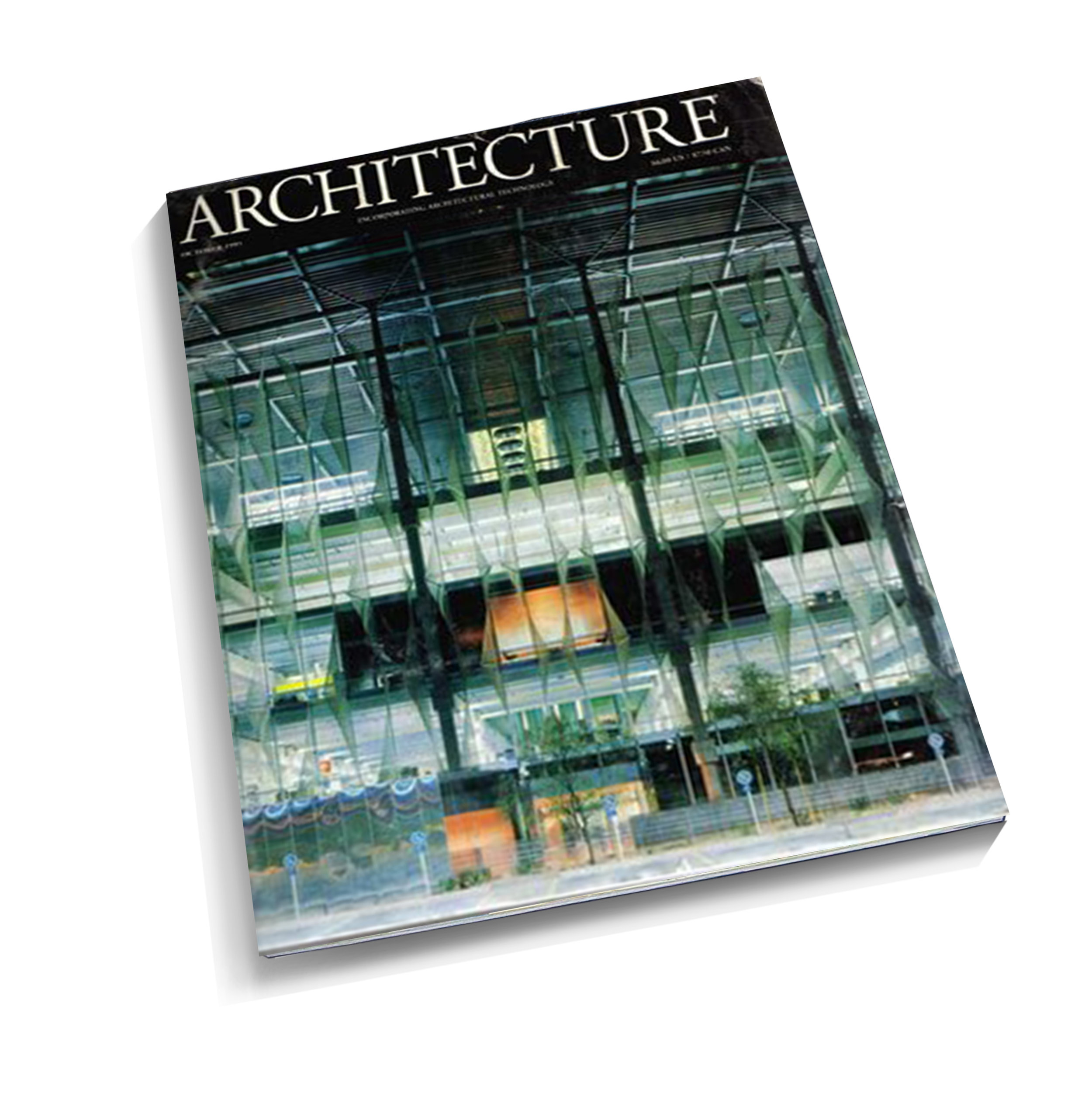 """""""On the Boards,"""" Lick-Wilmerding High School (SMWM)    Architecture, October 1995    download pdf"""