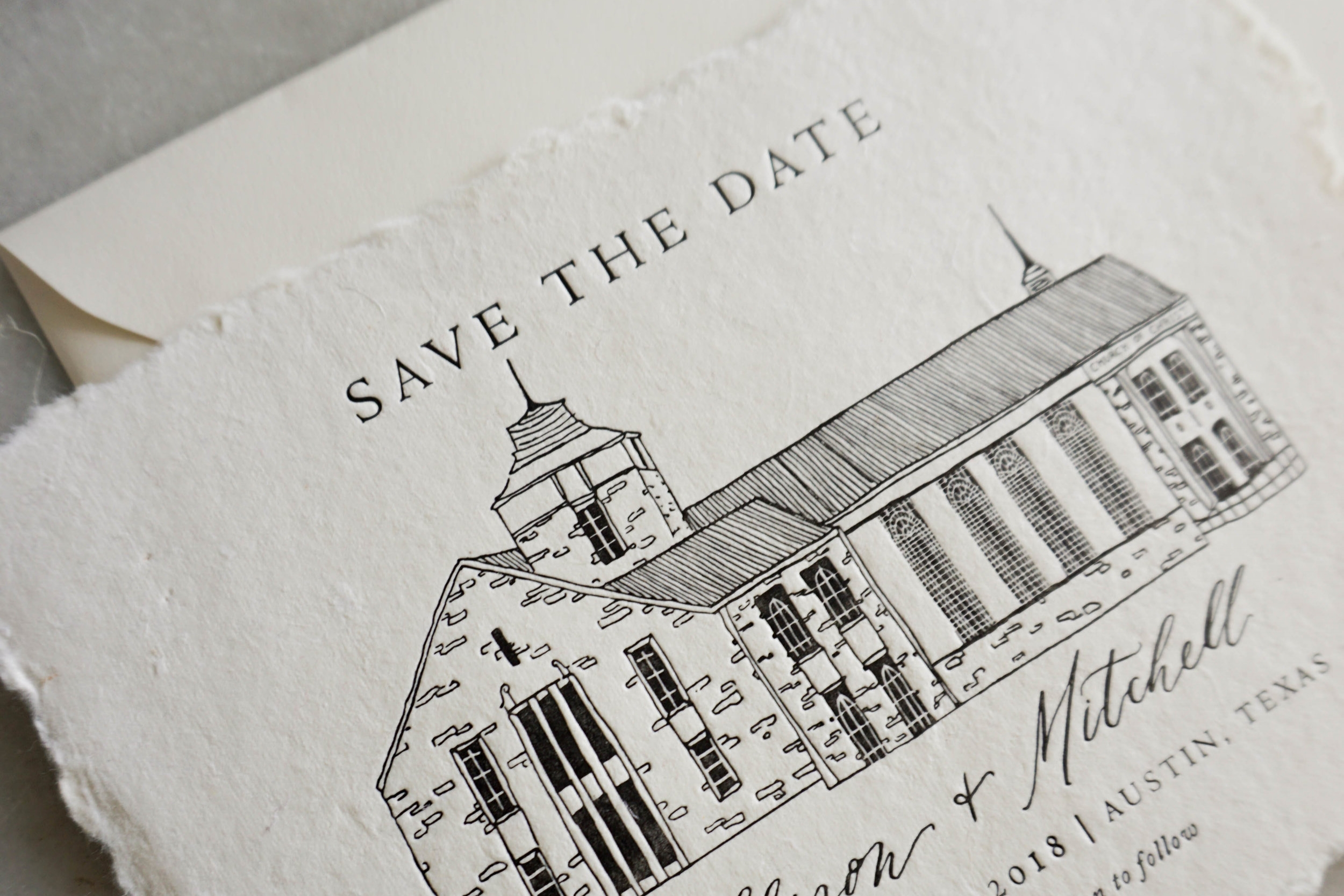 Shop Save the Dates >> -