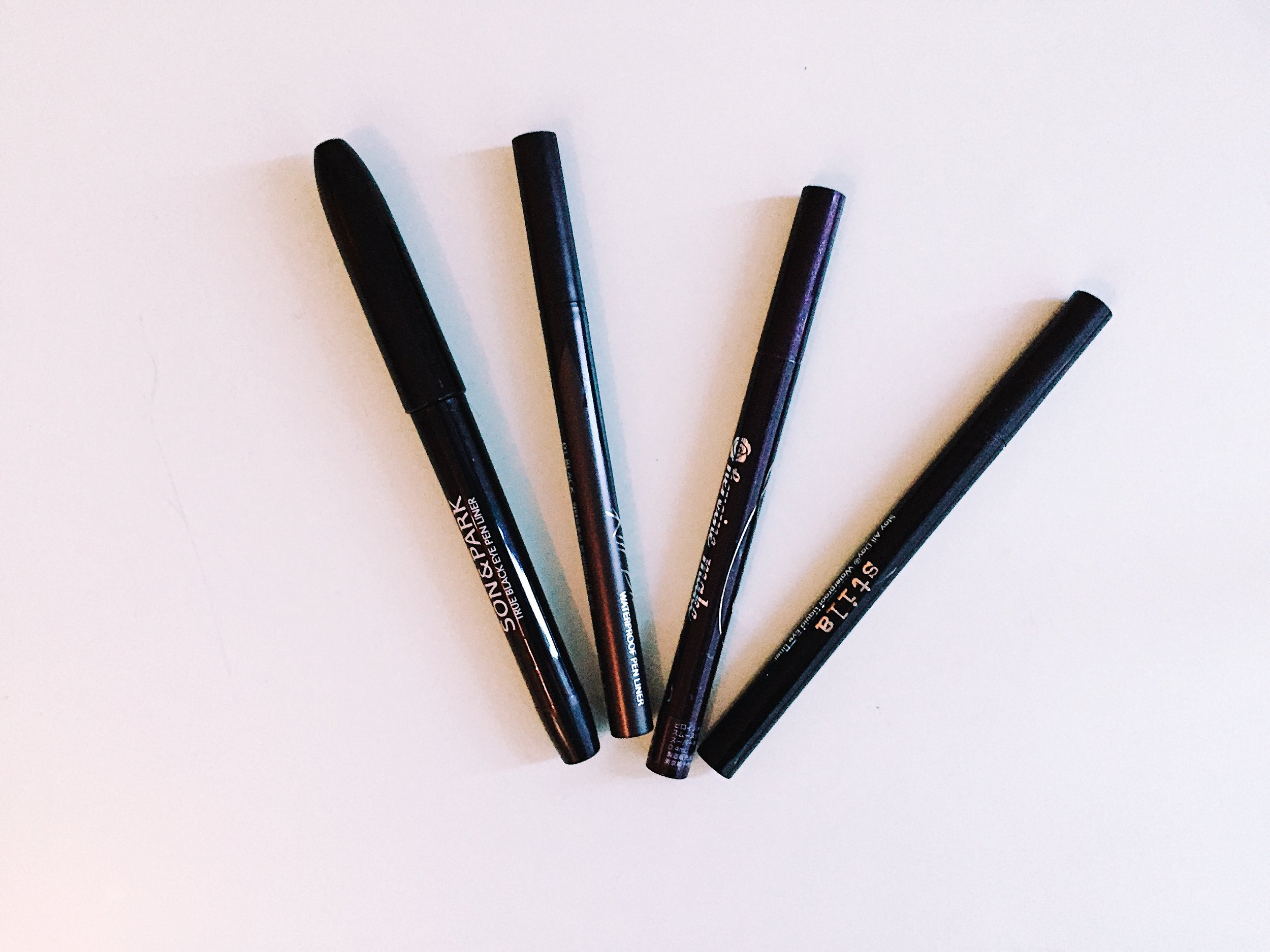 Battle of the Black Eyeliners