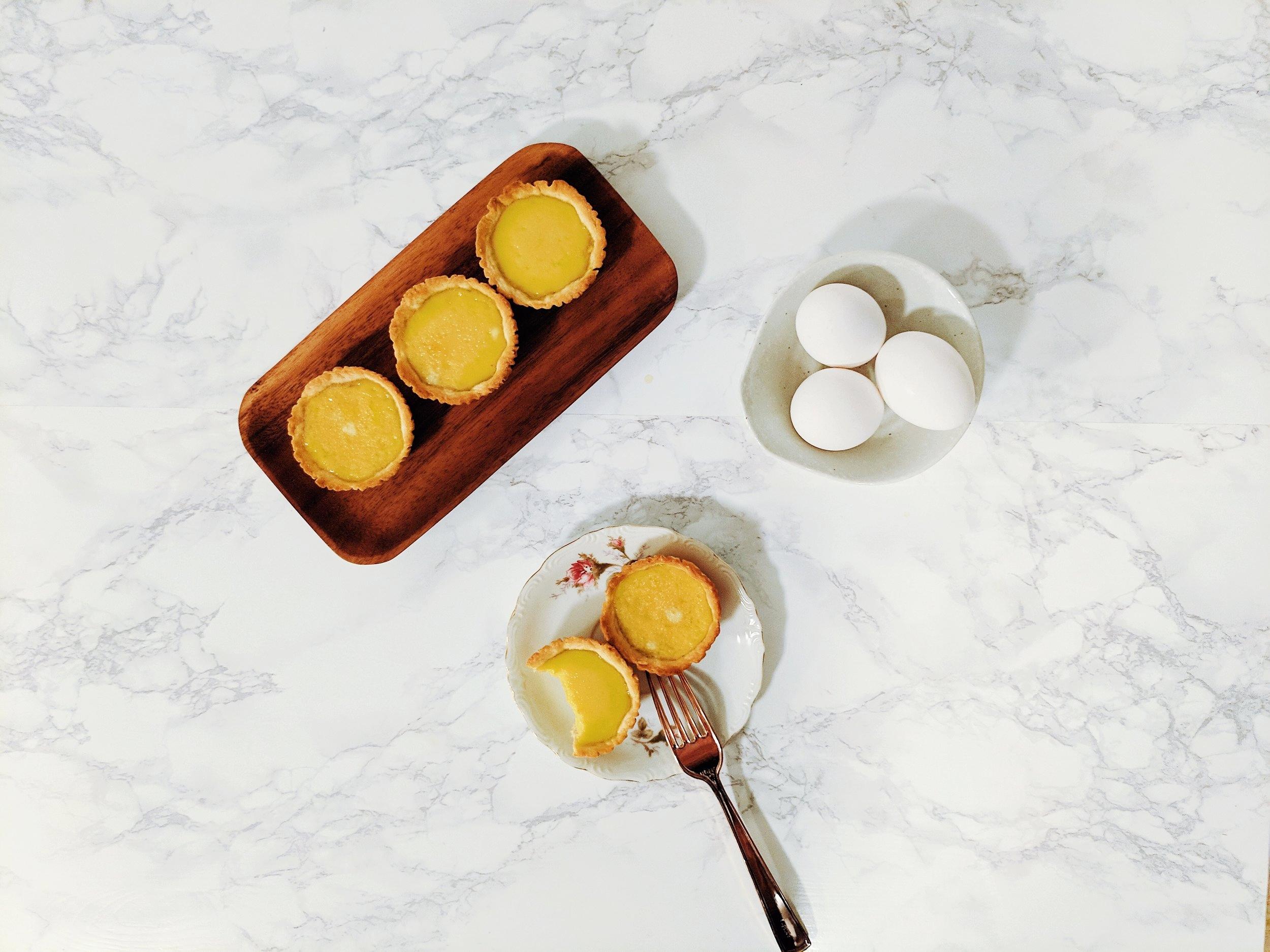 Hong Kong Egg Tarts