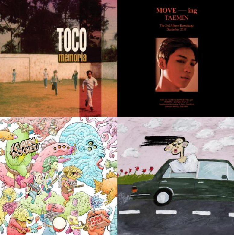 2. - February's picks coincidentally include a lot of spin-off covers of old pop songs (The Beatles, Stevie Wonder, Billy Joel). I've also been obsessed lately with the timbre of the acoustic guitar, so it's not a surprise that there's lots of amazing, skillful guitar-playing in this playlist. I may or may notbe using these songs as a reference to how I'll want my guitar-playing to sound (hopefully someday). What a stretch goal.