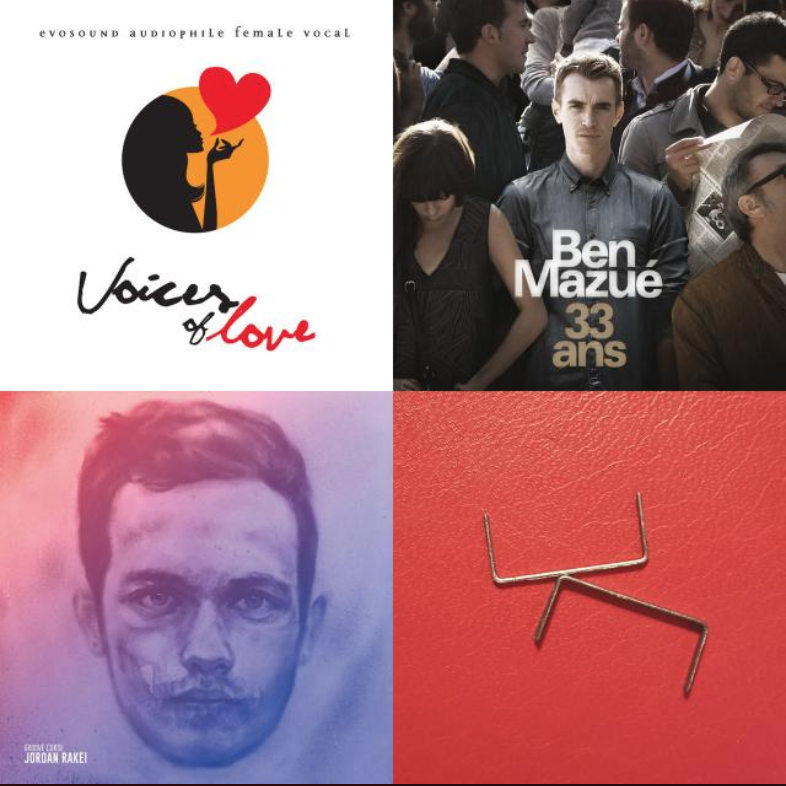 3. - You will hear lot of appearances by muted trumpets in this playlist. More generally, this month's playlist comprises of songs that I'm actively practicing for an April gig at PianoFight, songs recommended by Discover Weekly, and a high school throwback,courtesy of BoA :)