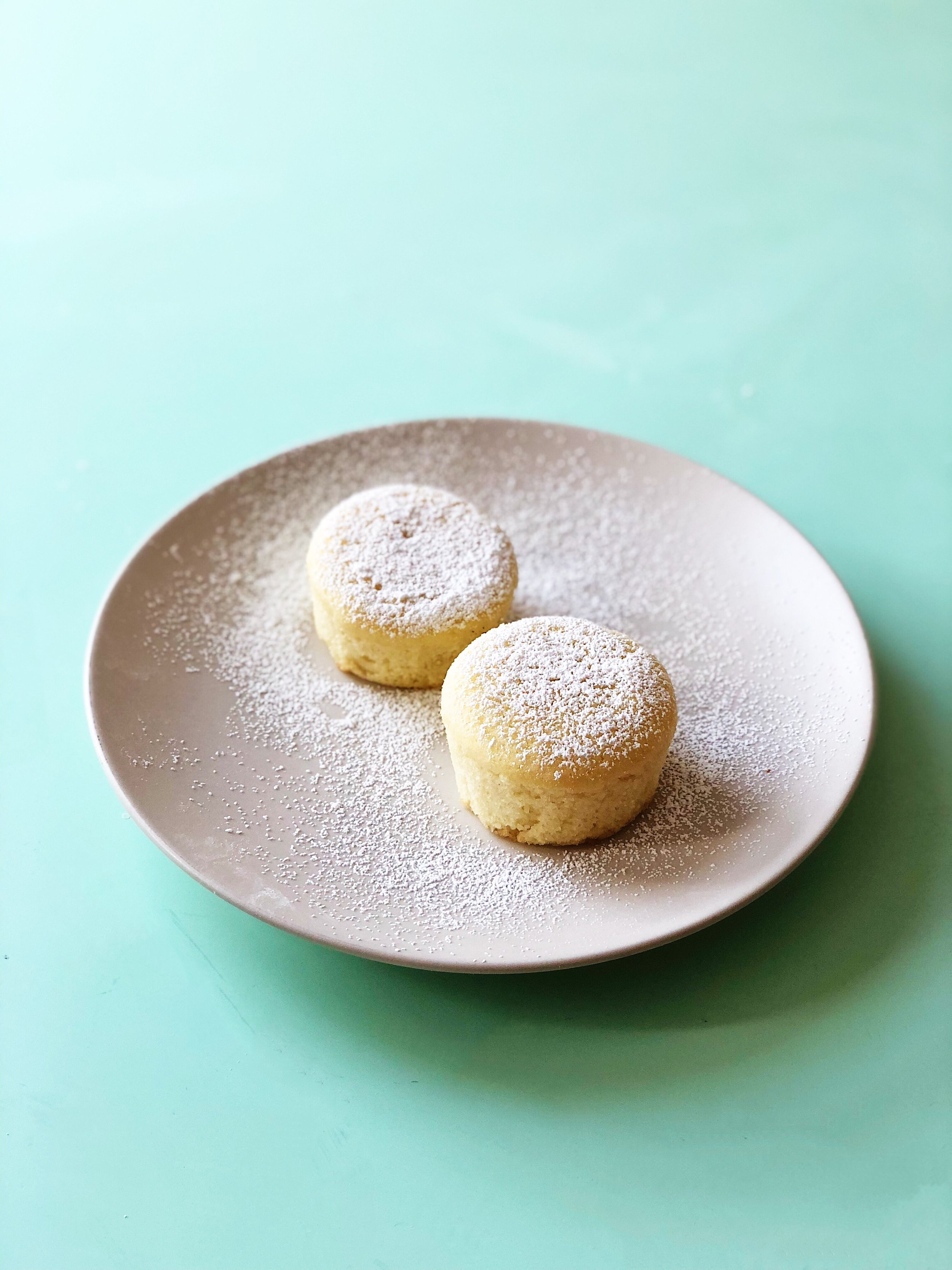 Mochi Cupcakes - Cookie Butter