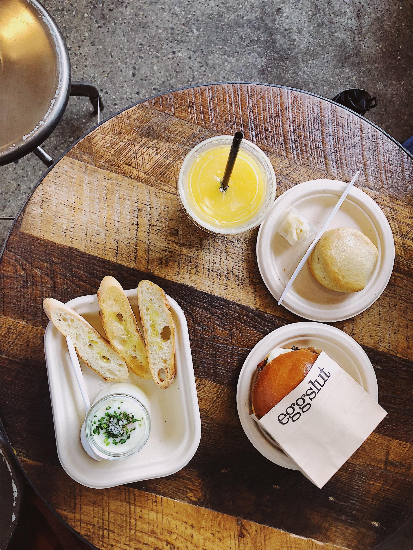 The L.A. Weekend Bucket List: Eat breakfast at Eggslut