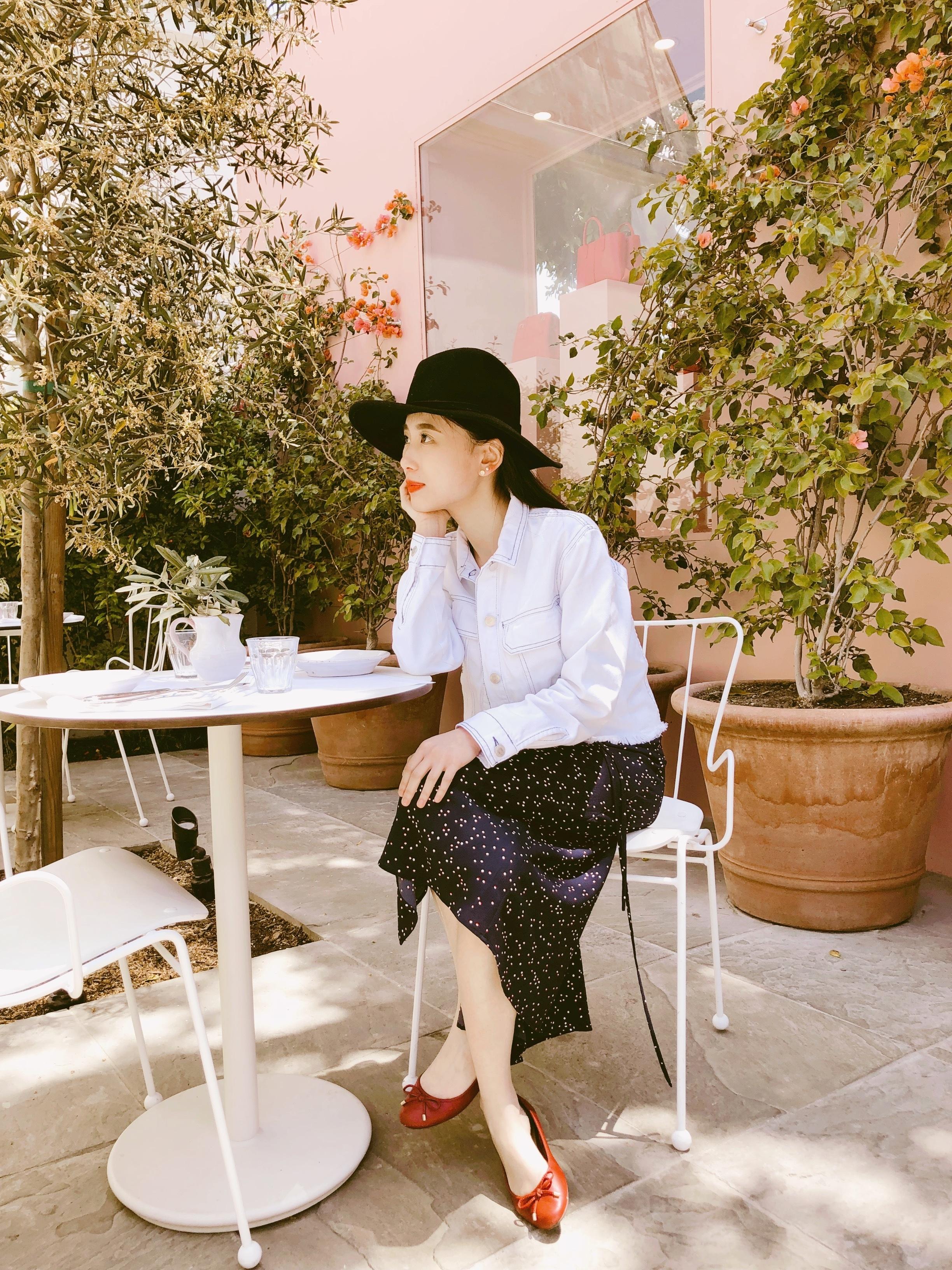 The L.A. Weekend Bucket List: Mansur Gavriel and Café Flora