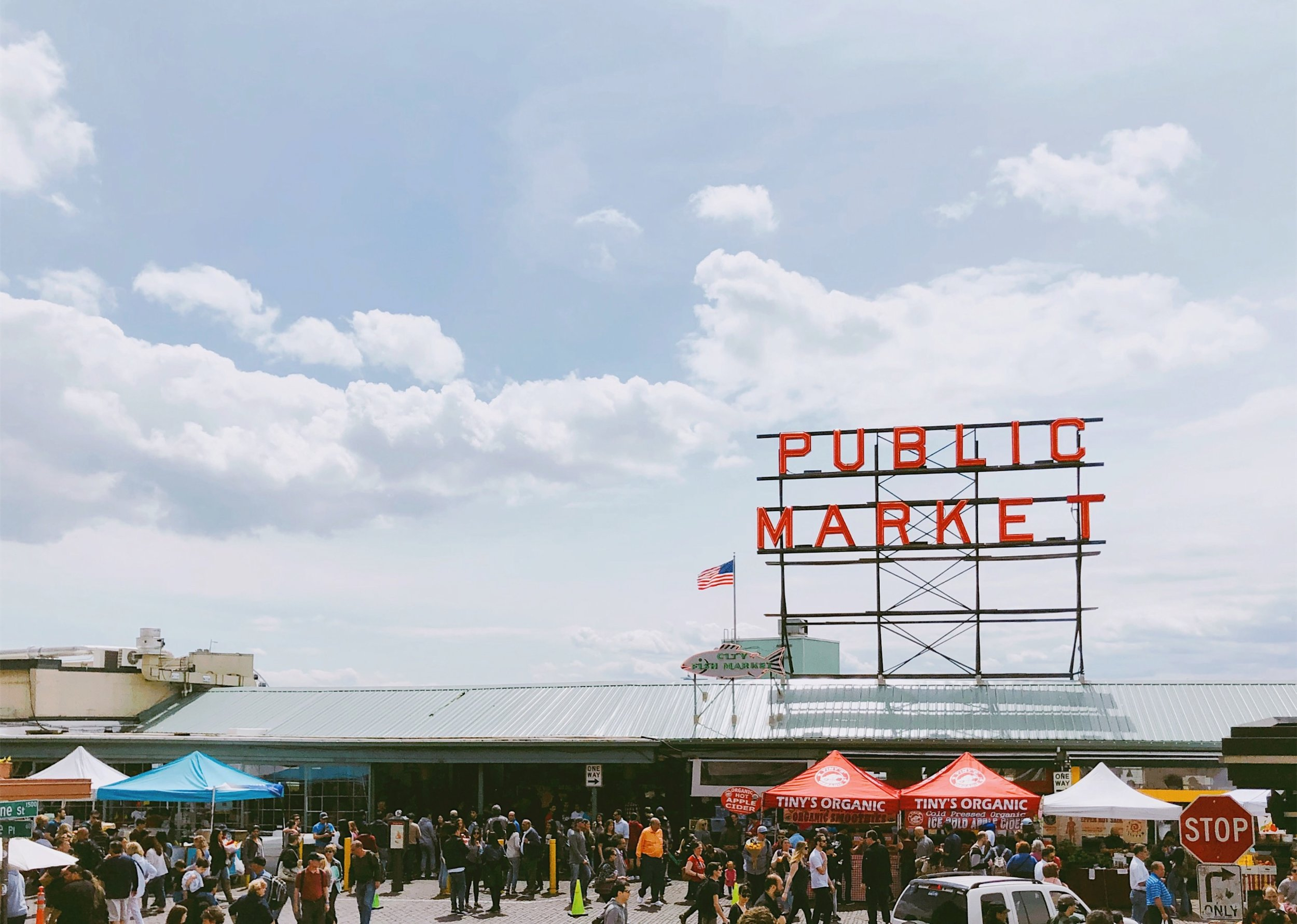 10 Fun Things to do in Seattle + Vlog (Pike Place Market)