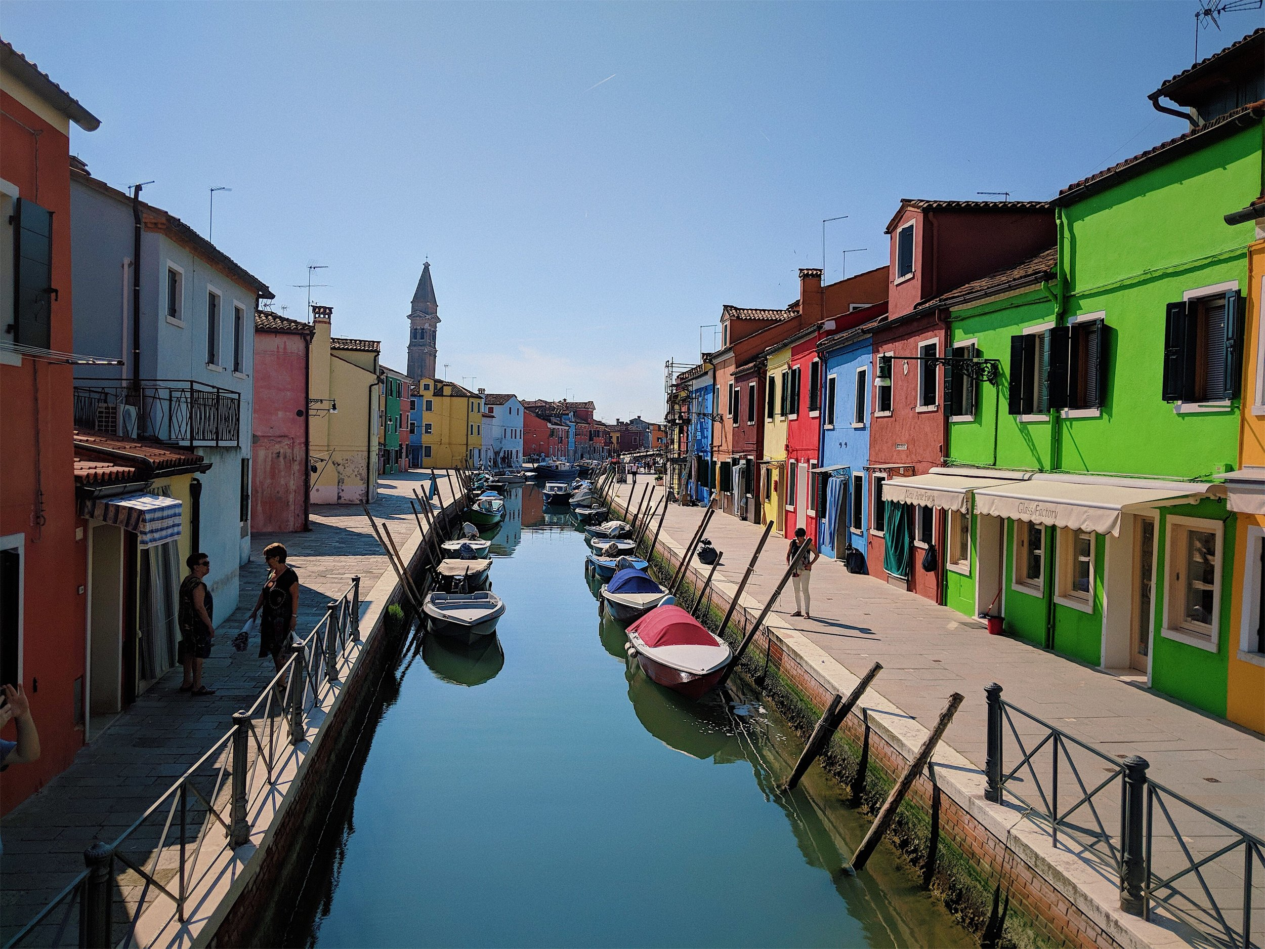 Getting from Venice to Burano | Italy Travel Diary and Vlog part 2