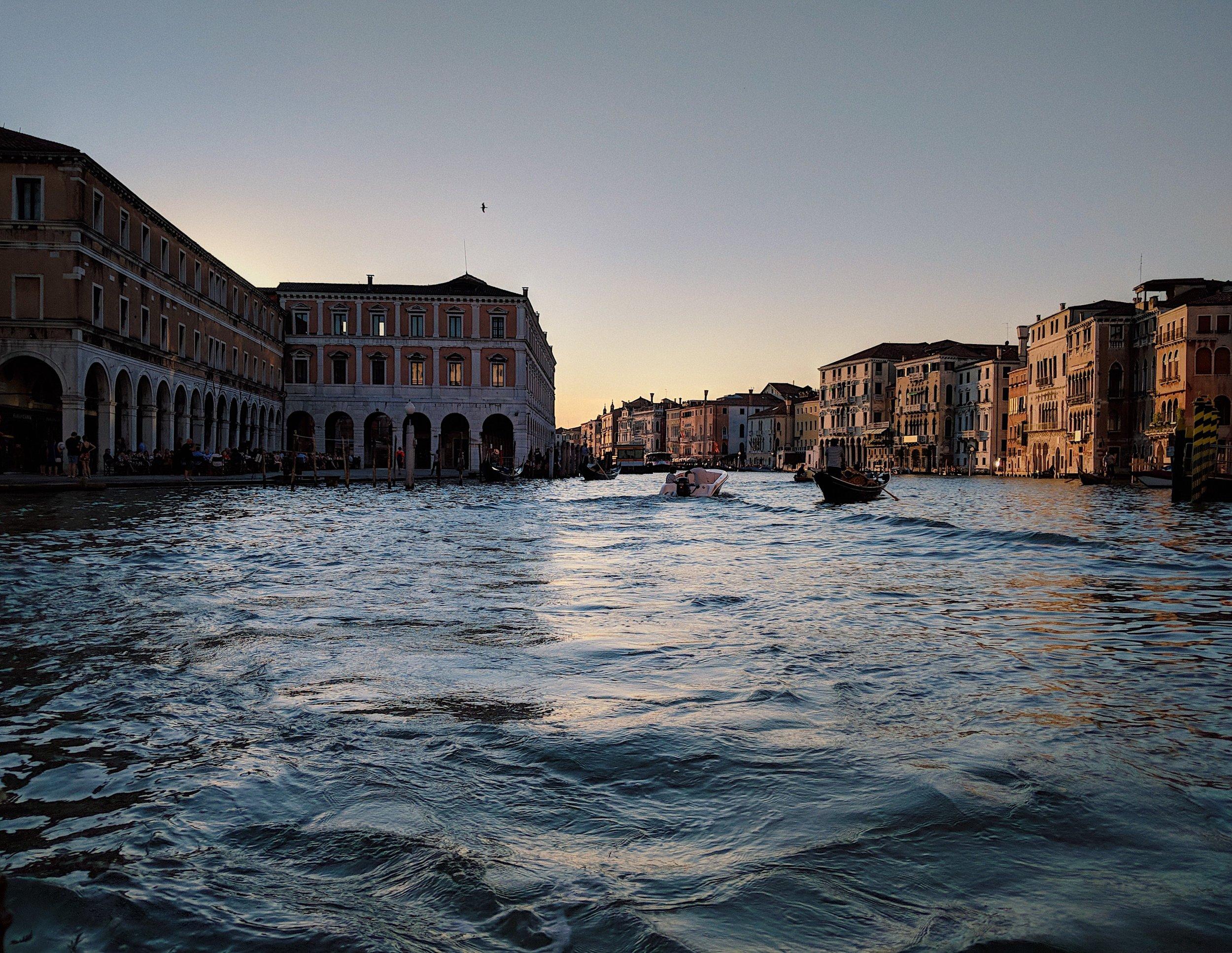 Gondola Ride in Venice | Italy Travel Diary + Vlog Part 3