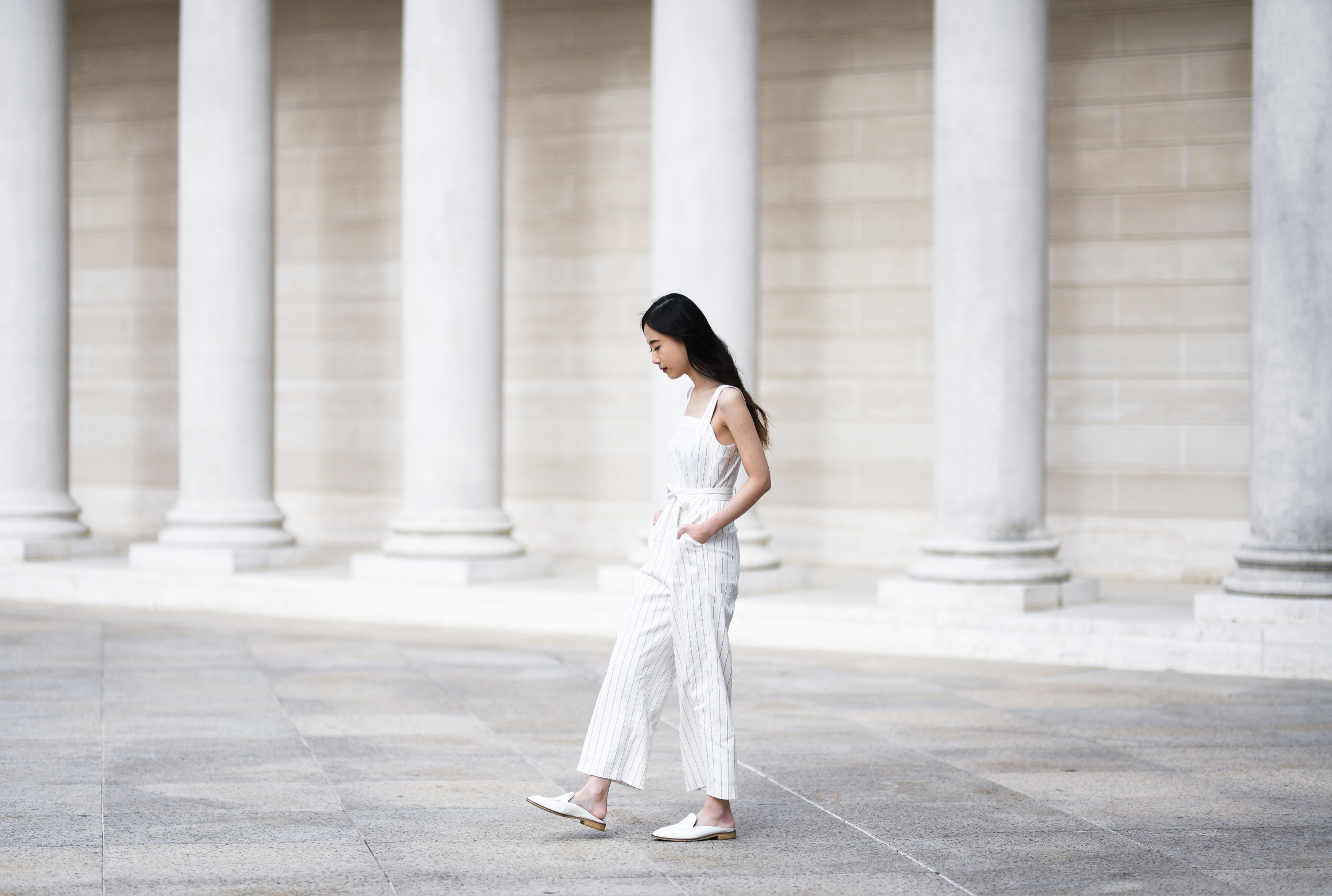 The Bailey Jumpsuit | Petite Studio