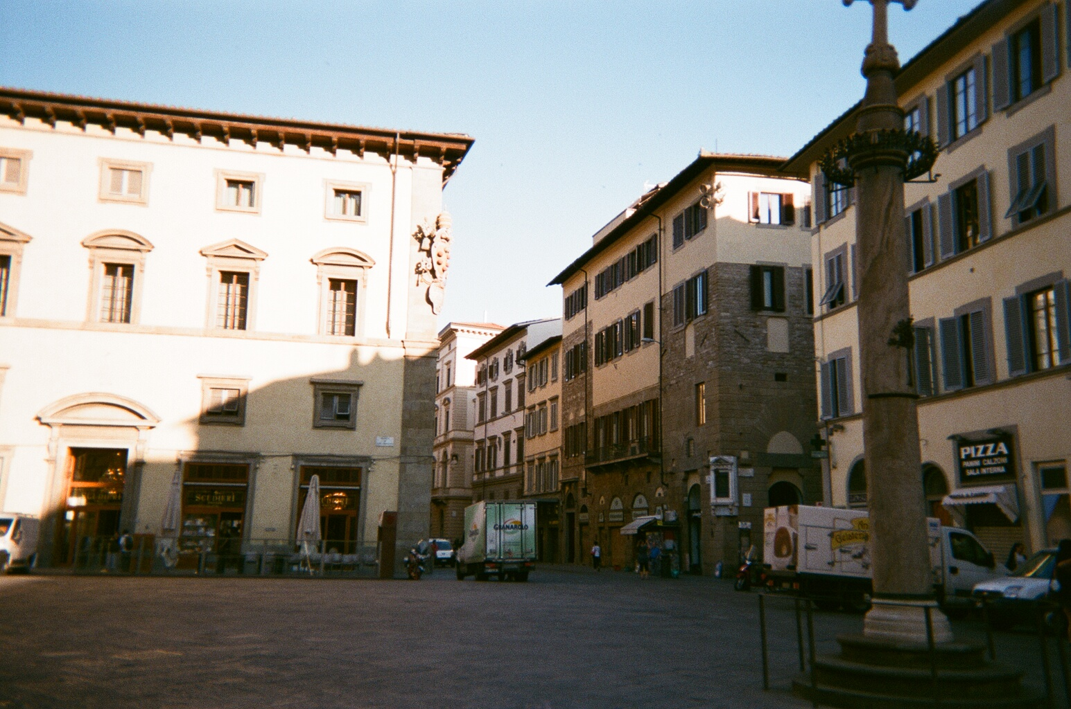 Italy on film - Florence