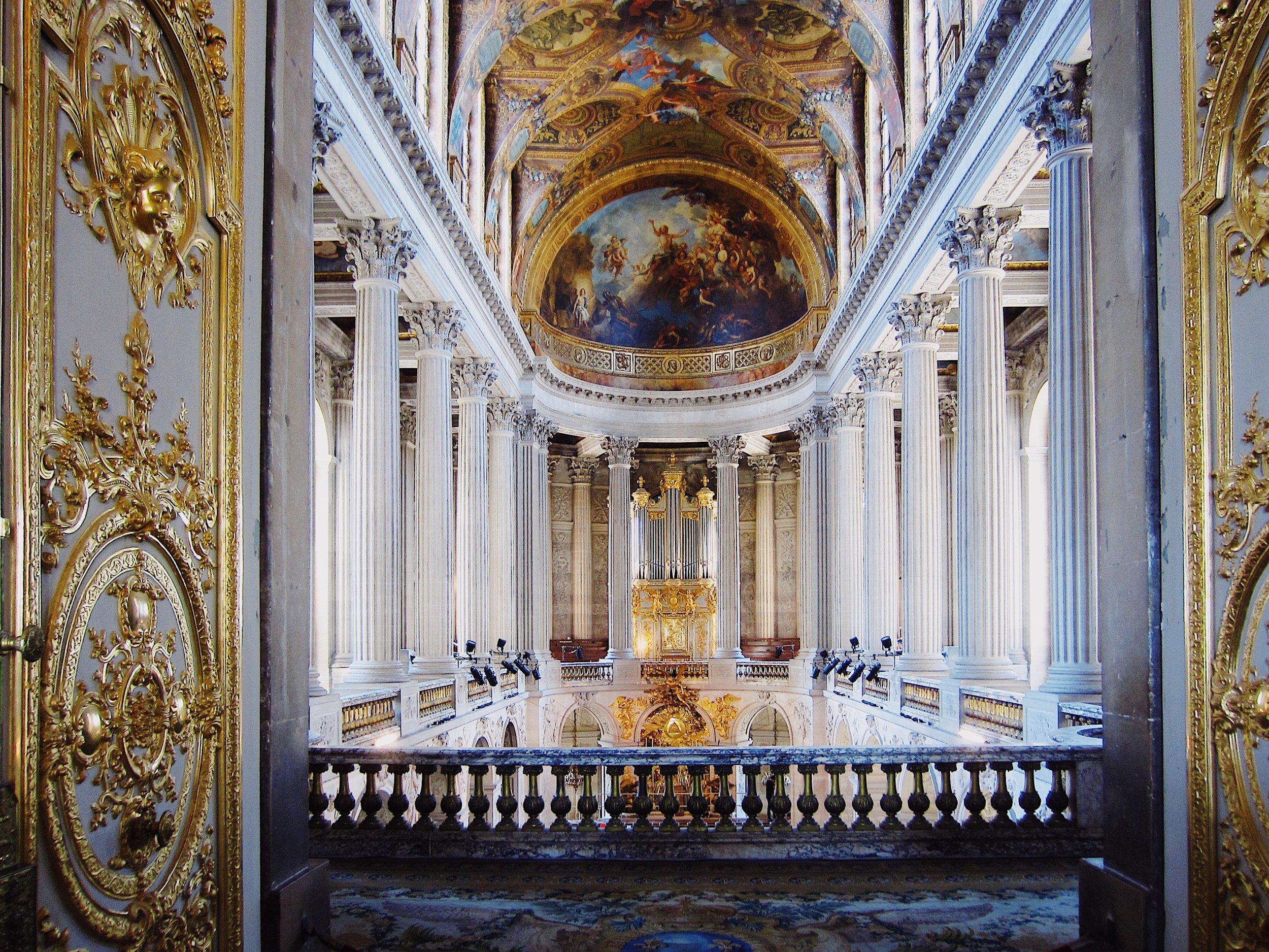 The Paris Bucket List - Palace of Versailles
