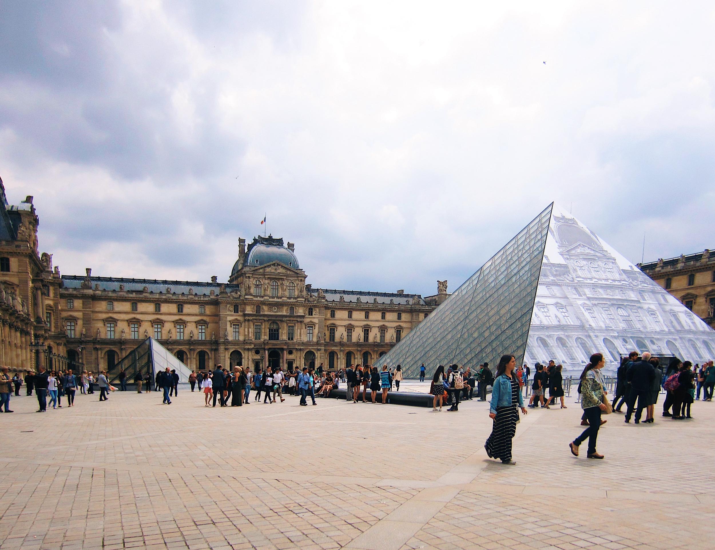 The Paris Bucket List - The Louvre