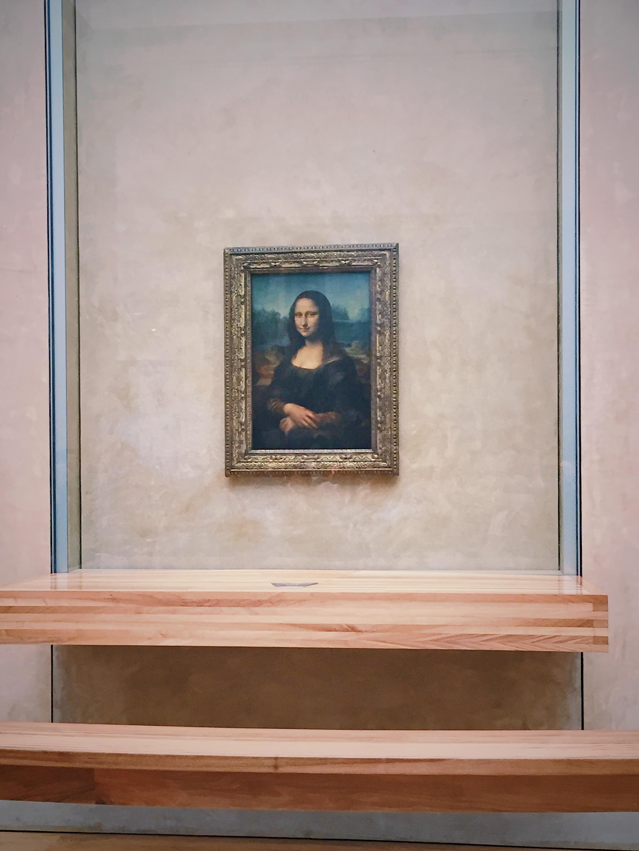 The Paris Bucket List - Mona Lisa